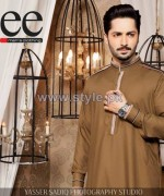 Maazjee Kurta Shalwar Designs 2014 For Men 5