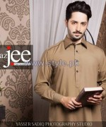 Maazjee Kurta Shalwar Designs 2014 For Men 8