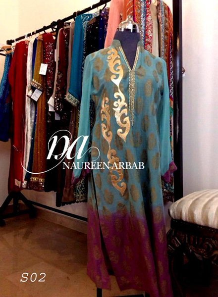 Naureen Arbab Eid Ul Azha Collection 2014 For Women 006