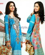 Nimsay Eid-Ul-Azha Dresses 2014 For Girls 2