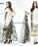 Nimsay Eid-Ul-Azha Dresses 2014 For Women 6