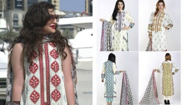 Orient Textiles Midsummer Collection 2014 For Women 009