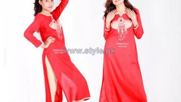 Pinkstich Eid-Ul-Azha Dresses 2014 For Women 10