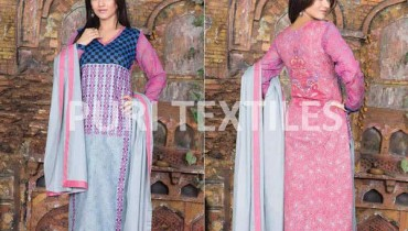 Puri Textile Mid Summer Dresses 2014 For Women 006