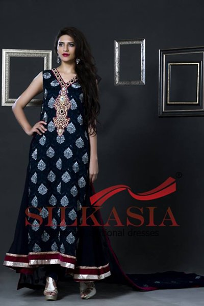 Silksia Eid Ul Azha Collection 2014 For Women 007