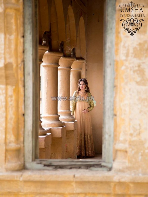 Umsha by Uzma Babar Bridal Dresses 2014 For Women 4