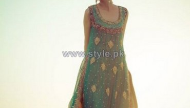 Umsha by Uzma Babar Formal Dresses 2014 For Women 3