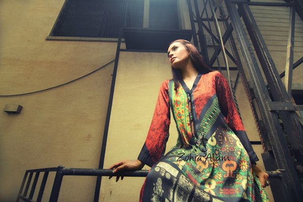 Zohra Alam Fall Collection 2014 For Women 0012