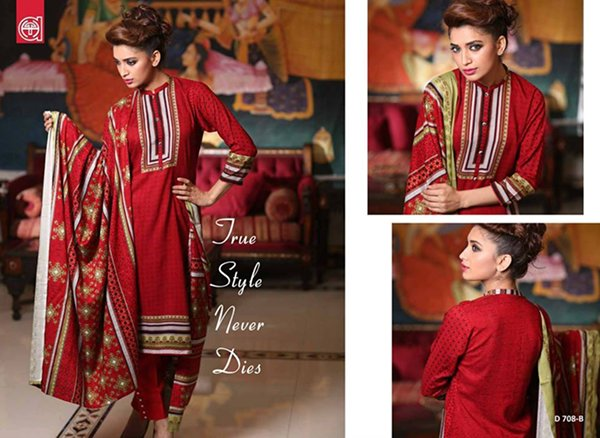 Al Hamra Textiles Fall Dresses 2014 For Women 001