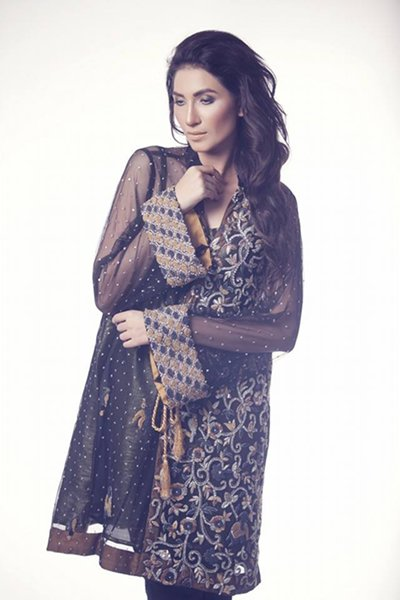 Ayesha Somaya Fall Dresses 2014 For Women 005