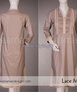 Daaman Eid Dresses 2014 For Women 1