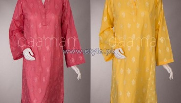 Daaman Eid Dresses 2014 For Women 3