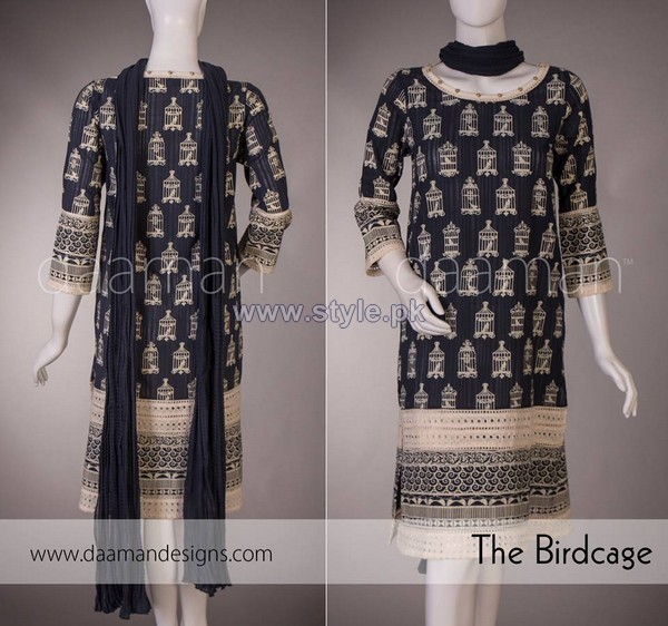 Daaman Fall Dresses 2014 For Women 10