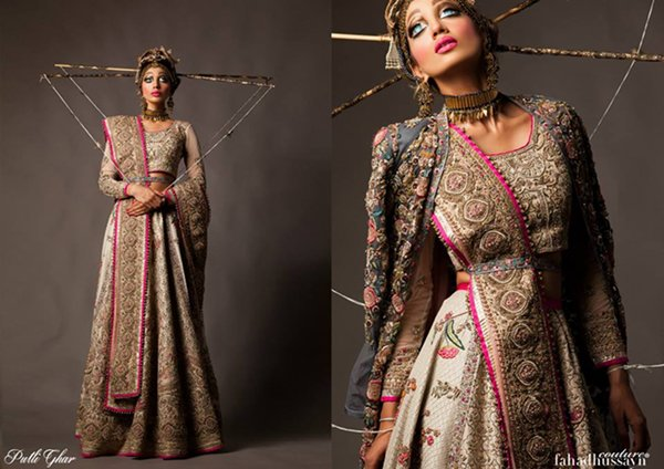 Fahad Hussayn Fall Collection 2014 For Women 002