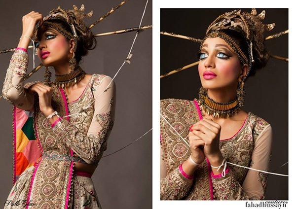 Fahad Hussayn Fall Collection 2014 For Women 003