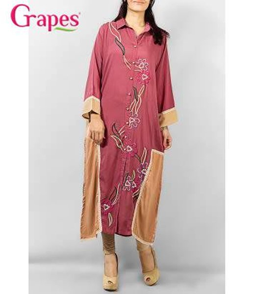 Grapes The Brand Fall Dresses 2014 For Women 001