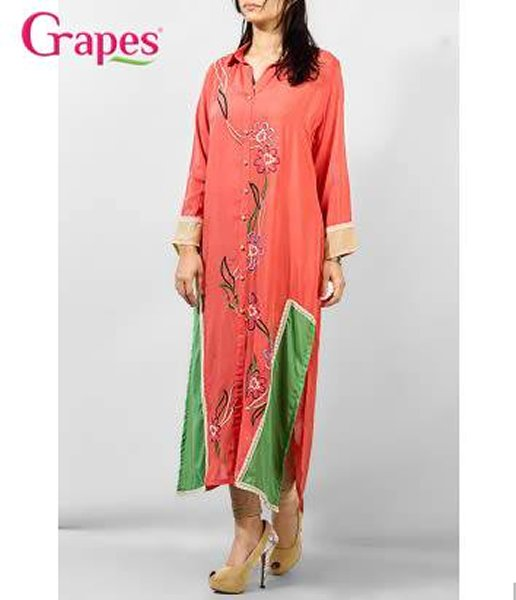 Grapes The Brand Fall Dresses 2014 For Women 007