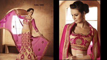 Indian Girls Lehenga Designs 2014