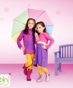 Jambini Winter Dresses 2014 For Kids