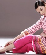 Khaadi Cambric Collection 2014 Volume 2 For Women 002