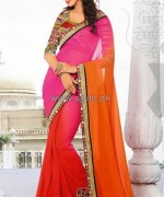 Latest Indian Sarees Designs 2014 For Women 2