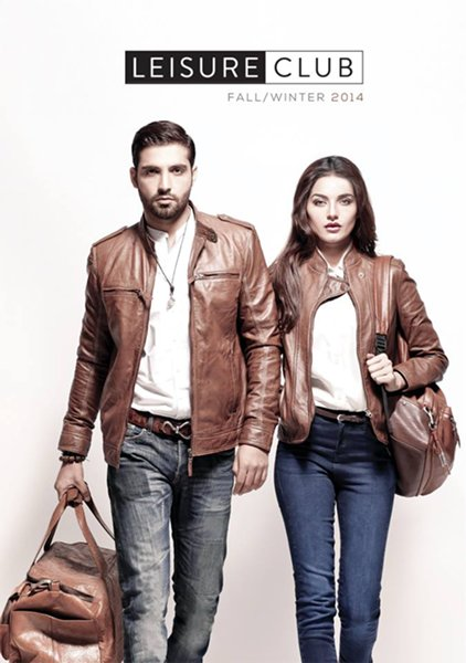 Leisure Club Winter Collection 2014 For Men And Women 001