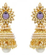Mariam Sikander Party Jewellery Designs 2014 For Women 001