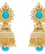 Mariam Sikander Party Jewellery Designs 2014 For Women 003