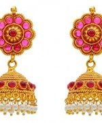 Mariam Sikander Party Jewellery Designs 2014 For Women 009