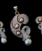 Mariam Sikander Party Jewellery Designs 2014 For Women