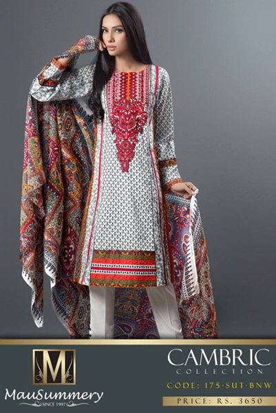 Mausummery Cambric Collection 2014 For Women 003