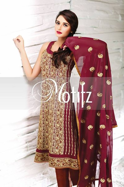 Motifz Fall Dresses 2014 For Women 0011