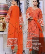 Needlez By Shalimar Eid Ul Azha Collection 2014 For Women 001