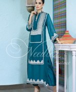 Needlez By Shalimar Eid Ul Azha Collection 2014 For Women 0013