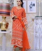 Needlez By Shalimar Eid Ul Azha Collection 2014 For Women 007