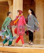 Nishat Linen Pret Dresses 2014 For Fall Winter 4