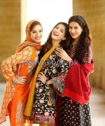 Nishat Linen Pret Dresses 2014 For Fall Winter 6