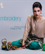 Nishat Linen Pret Dresses 2014 For Winter 1