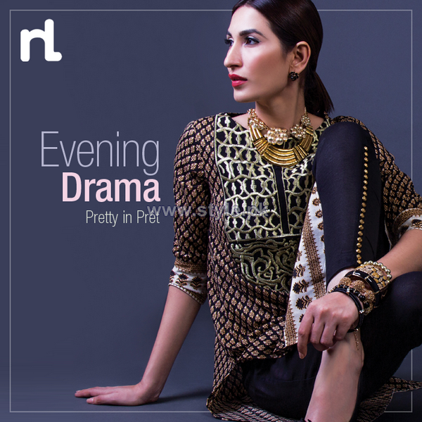 Nishat Linen Pret Dresses 2014 For Winter 2