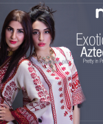 Nishat Linen Pret Dresses 2014 For Winter 4