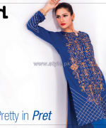 Nishat Linen Pret Dresses 2014 For Winter 5