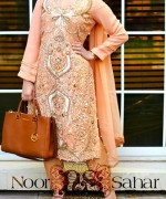 Noor Sahar Fall Collection 2014 For Women 001