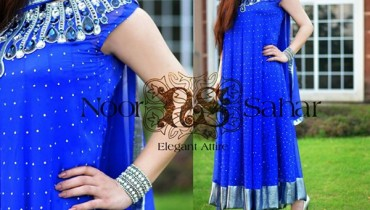 Noor Sahar Fall Collection 2014 For Women 004