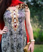 Noor Sahar Fall Collection 2014 For Women 005