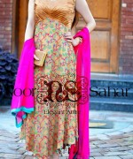 Noor Sahar Fall Collection 2014 For Women 006