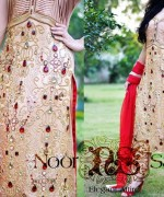 Noor Sahar Fall Collection 2014 For Women 007