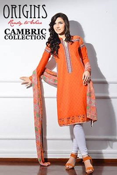 Origins Cambric Collection 2014 For Women 002