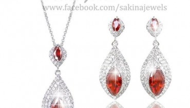 Sakina Jewelery Party Jewellery Designs 2014 For Women 001
