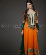 SamreenHaider Formal Dresses 2014 For Girls 1