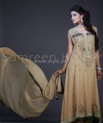 SamreenHaider Formal Dresses 2014 For Girls 4